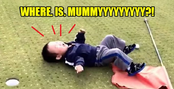 8 Things Every Malaysian Who Has Taken Care of Kids Before Will Understand - WORLD OF BUZZ