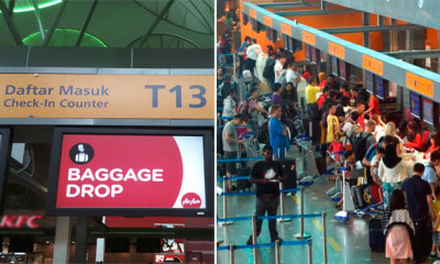 AirAsia Advises Guests with Check-In Bags to Arrive 4 Hours Earlier at klia2, Here's Why - WORLD OF BUZZ