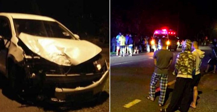 Another Two Teens Riding Mosquito Bicycles Died After Getting Rammed by Car - WORLD OF BUZZ 1