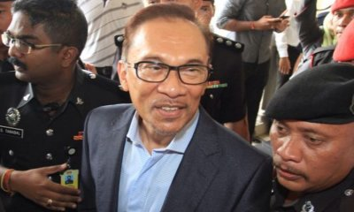 Anwar Ibrahim Will Be Released from Prison Early on 8th June 2018 - WORLD OF BUZZ 3