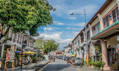George Town Has Just Been Declared An Official 'Clean City' in ASEAN! - WORLD OF BUZZ 3
