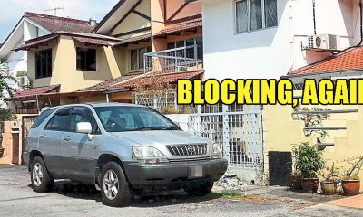 Here's What M'sians Should Know If Someone Blocks Their Car in Front of Your House - WORLD OF BUZZ 5