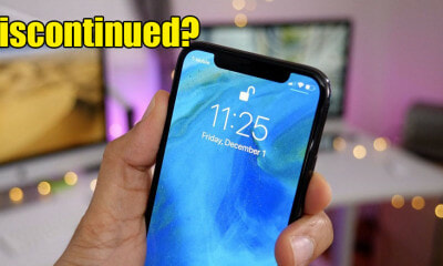 Here's Why The iPhone X Will Probably Get Discontinued Later in 2018 - WORLD OF BUZZ 2