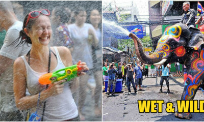 If You Have Not Been to Songkran, Here's Why You MUST Do it This 2018! - WORLD OF BUZZ 13