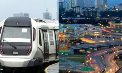 Johor Baru-Singapore Rapid Transit System To Begin By 2024 - WORLD OF BUZZ