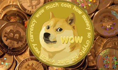Joke Cryptocurrency, Dogecoin Doubled Their Value to Reach RM8Billion Market Cap - WORLD OF BUZZ 4