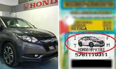 Lucky M'sian Wins New Car from Lottery Although She Didn't Mean to Buy Tickets - WORLD OF BUZZ 4