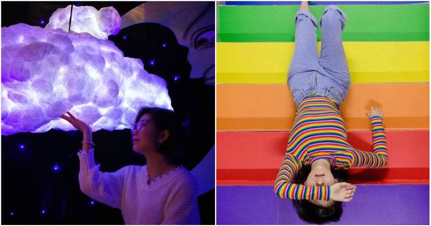 Malaysians Can Visit The New FREE Arts & Lights Exhibition in KL Till 11 Feb! - WORLD OF BUZZ 1