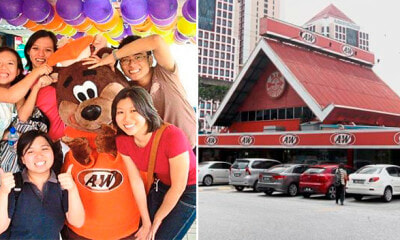 MBPJ has Given Green Light, Iconic A&W Restaurant is Confirmed to be Demolished Soon - WORLD OF BUZZ