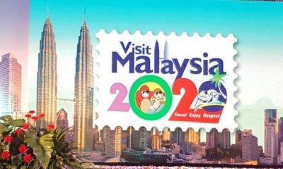 New Visit Malaysia Year 2020 Emblem Slammed by M'sians, Minister Stands By Logo - WORLD OF BUZZ 4