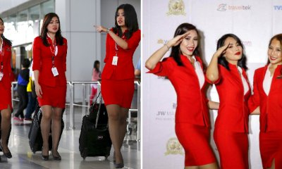 NZ Doctor Disgusted By M'sian Air Stewardesses' Uniforms, Netizens Have Mixed Reactions - WORLD OF BUZZ 2