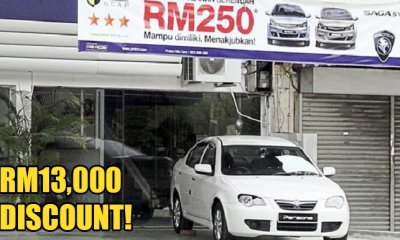 Proton Malaysia is Offering Discounts Up to RM13,000 If You Are a Hokkien Lang - WORLD OF BUZZ 4