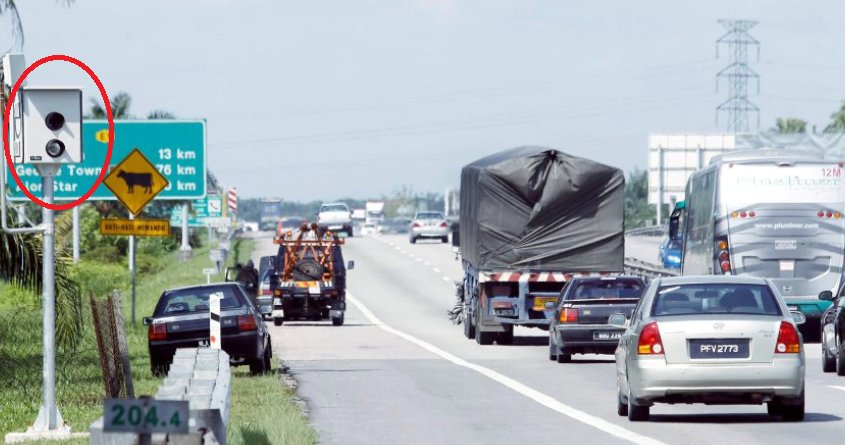 Starting March 2018, M'sian Motorists Will Have to Beware of 19 New Offences Under AWAS - WORLD OF BUZZ 2