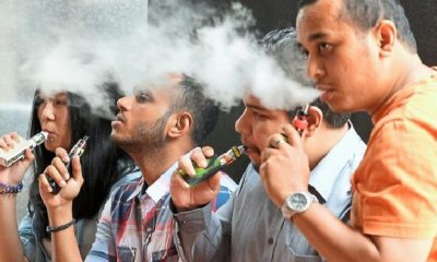 There'll be No More Vaping, Shisha or Chewing Tobacco in Singapore Starting Feb 2018 - WORLD OF BUZZ 2