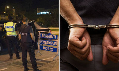 There's A Gang Allegedly Made up Of Rogue Malaysian Cops Who Rob Foreigners - WORLD OF BUZZ 2
