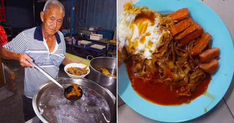 This Johor Stall Has Served Delicious Cheap Herbal Chicken Feet for Over 50 Years! - WORLD OF BUZZ