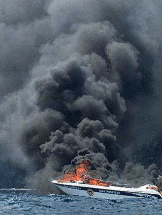 Tourist Speedboat Explodes in Krabi, One Victim Dead and Many Injured - WORLD OF BUZZ