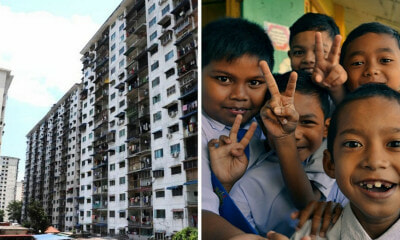 Children Living in Low-Cost Flats in KL Suffer From Poverty & Malnutrition, Report Shows - WORLD OF BUZZ 2