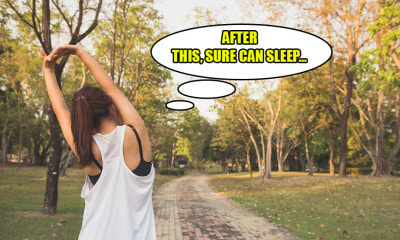 Does Exercising Before Your Bed Time Really Help You Sleep Better? - WORLD OF BUZZ 2