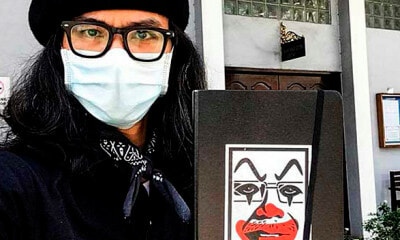 Fahmi Reza's Crowdfunding Campaign Exceeds Target of RM30,000 Within 18 Hours! - WORLD OF BUZZ