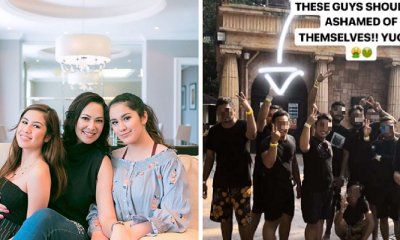 Filipino Superstar and Teen Daughters Harassed by 'Creepy Men' at Sunway Lagoon - WORLD OF BUZZ 5