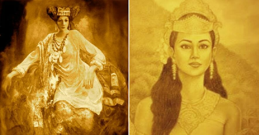 Forget Disney Princesses, Here Are The Puteri of Malaysian Folklore You Should Know About - Part 1 - WORLD OF BUZZ 10