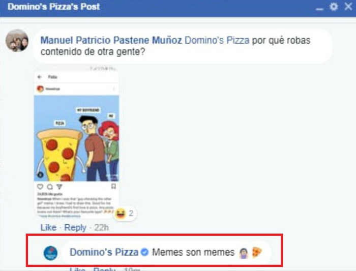 Malaysian Artist Calls Out Domino's Chile For Stealing Her Artwork - WORLD OF BUZZ 2