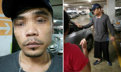 Man and Pregnant GF Were Caught Red-Handed Ransacking Car in Cheras AEON - WORLD OF BUZZ