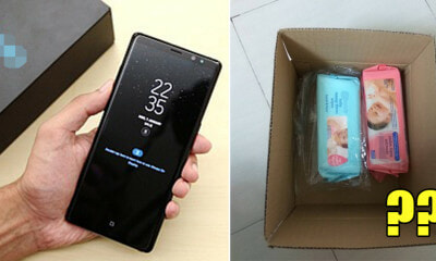 Man Buys RM3,000 Smartphone on Lazada, Shockingly Gets Two Packets of Tissues Instead - WORLD OF BUZZ 2
