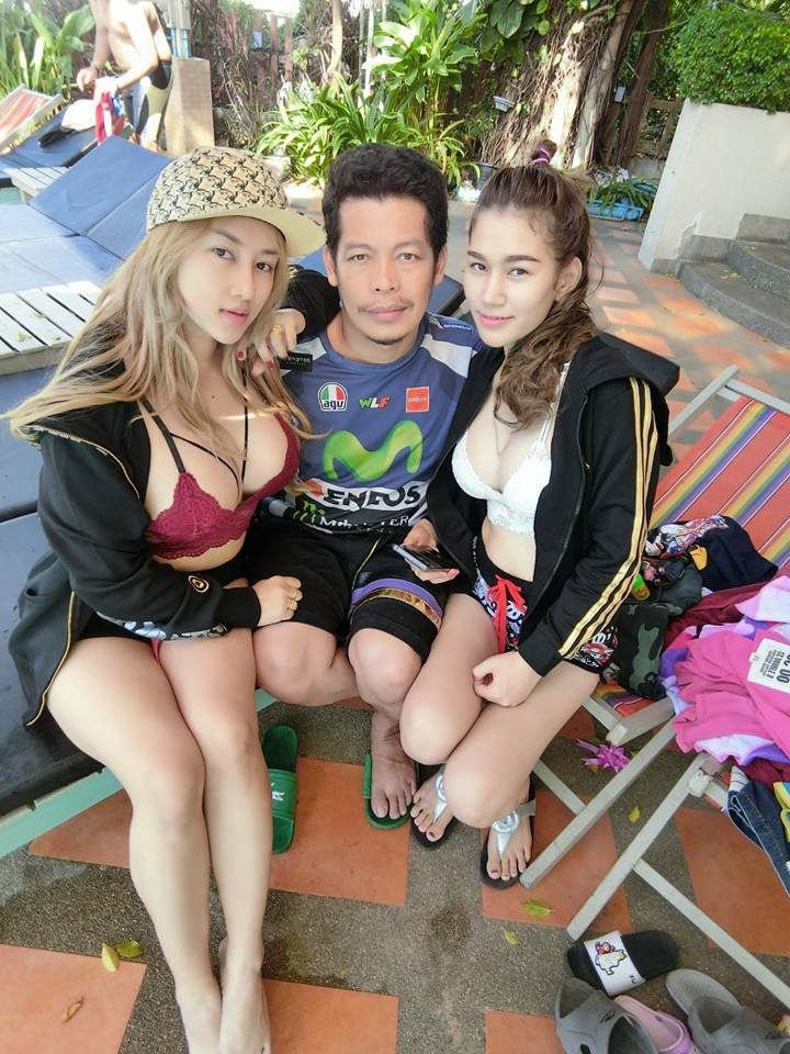 Man Living The Dream with Two Beautiful Wives Shares How He Keeps Them Happy - WORLD OF BUZZ 1
