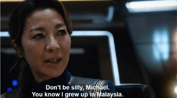 Michelle Yeoh Creates Memorable Moment for M'sians in Season Finale of Star Trek: Discovery - WORLD OF BUZZ
