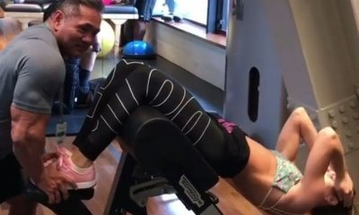 Model Paralysed Neck Down After Doing Sit-ups, Gets Back on Her Feet Again - WORLD OF BUZZ