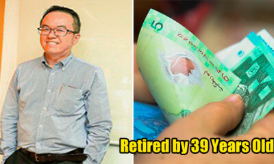 M'sian Man Shares How He Retires by 39, and How You Should be Spending Your Salary - WORLD OF BUZZ