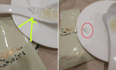 M'sian Shares How Daughter Spit Out Glass Pieces Found in Popular Restaurant's Porridge - WORLD OF BUZZ 2