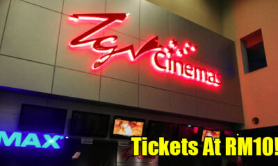 M'sians Can Enjoy Movie Tickets At As Low As RM10 At TGV Cinemas Every Day! - WORLD OF BUZZ