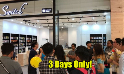 M'sians Can Get iPhone 6 As Low As RM600 at This Warehouse Clearance Sale! - WORLD OF BUZZ