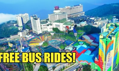 M'sians Can Travel for FREE Up To Genting Highlands from Now Until March 10! - WORLD OF BUZZ 4