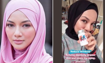 Neelofa Responded To Anti-Ageing Supplement After Receiving Backlash - WORLD OF BUZZ