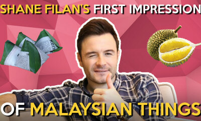 Shane Filan's First Impressions of Malaysian Things - WORLD OF BUZZ