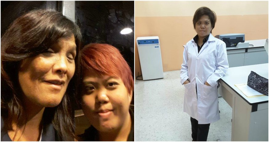 This M'sian Faces Depression, Visual Impairment & Was Raised by Blind Parents, This is Her Inspiring Story - WORLD OF BUZZ 8