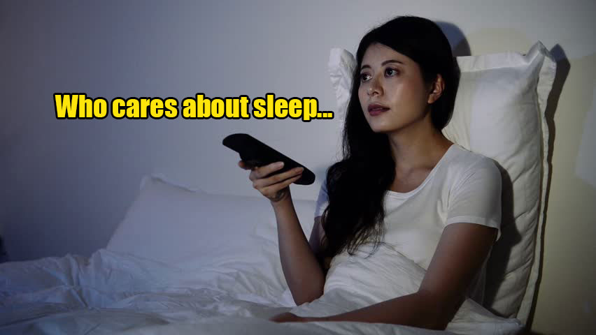 X Things Malaysians Confirm Do When They Can't Sleep at Night - WORLD OF BUZZ 2