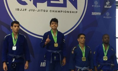 17yo M'sian Teen Bagged His 7th Gold in London Jiu Jitsu Championships - WORLD OF BUZZ