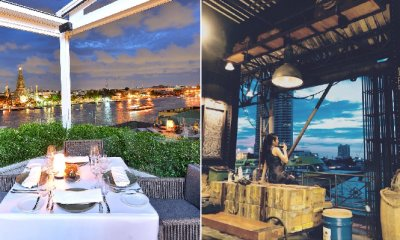 8 Restaurants Along Bangkok's Chao Phraya River You Need to Visit for The Stunning Views - WORLD OF BUZZ