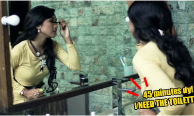 9 Annoying & Very Malaysian Bathroom Habits We're ALL Familiar With - WORLD OF BUZZ 9