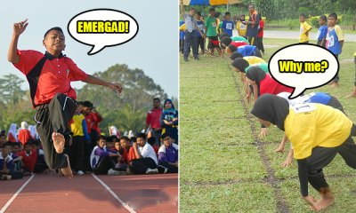 9 Things People Who Hate Pendidikan Jasmani Can Relate To - WORLD OF BUZZ 1