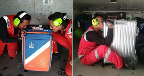 AirAsia Staff Kiss Luggage Bags in Viral Post, Netizens Don't Know What to Feel - WORLD OF BUZZ 7