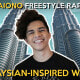 Alex Aiono Freestyle Raps with Malaysian-Inspired Words - WORLD OF BUZZ