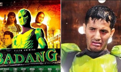 Badang Crowned as M'sia's Worst Performing Superhero Movie Collecting Only RM74,000 - WORLD OF BUZZ 4