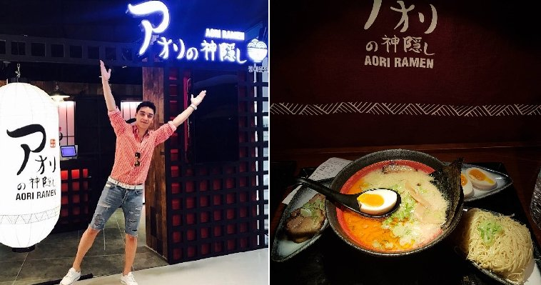 Big Bang's Seungri's Popular Ramen Store Set To Open in Pavilion KL in April! - WORLD OF BUZZ 7