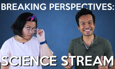 Breaking Perspectives in Malaysia: Science Stream - WORLD OF BUZZ